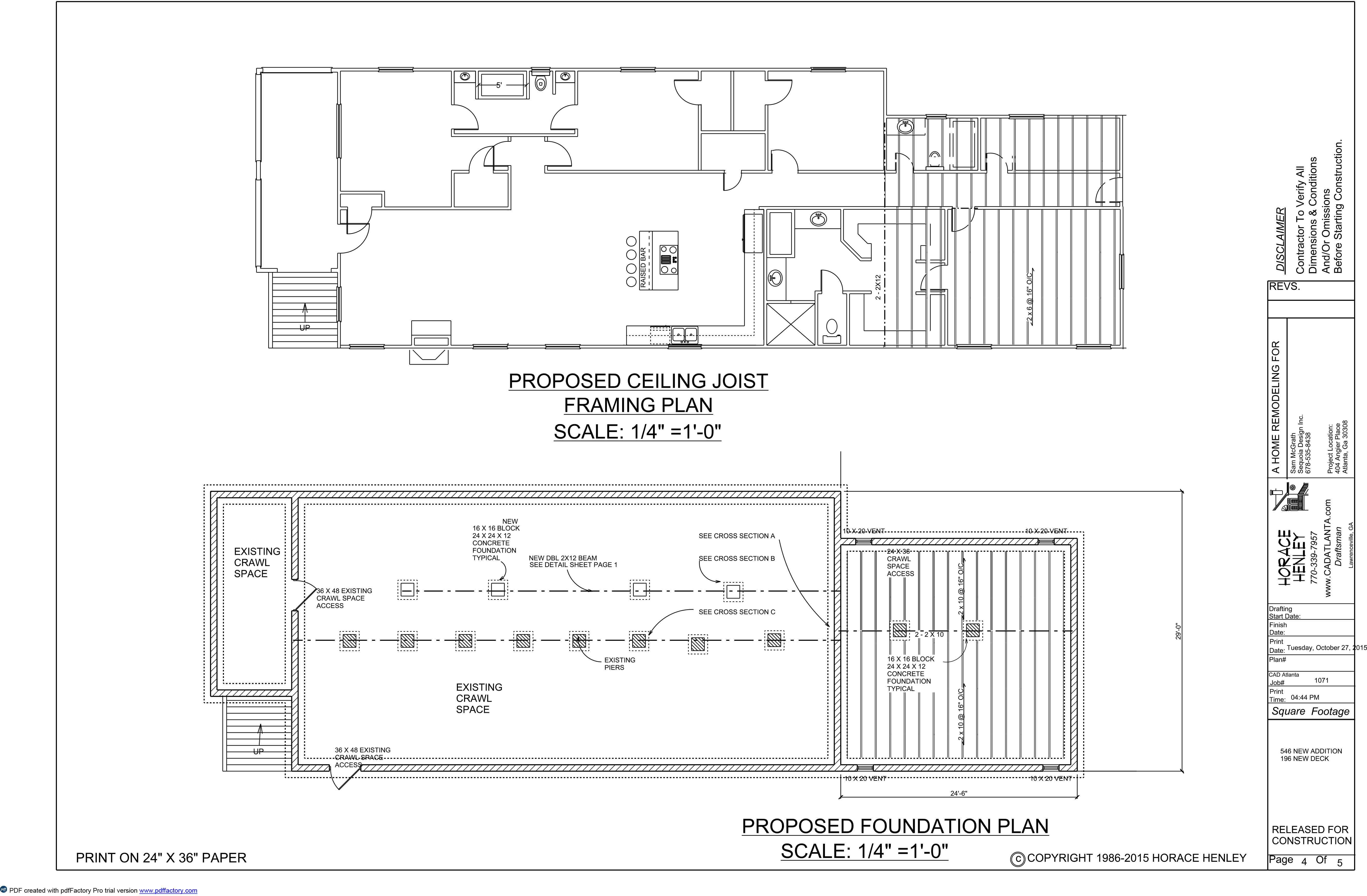 Atlanta Building Permit Shed